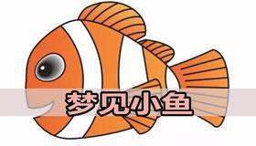 做梦梦见小鱼是不好的征兆吗 要注意什么