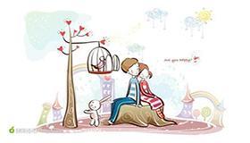 摩羯座的爱情:尽力给对方幸福