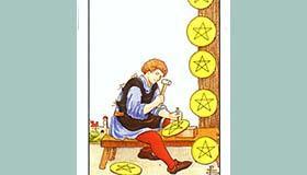 塔罗牌星币八解牌是什么意思