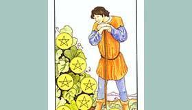 塔罗牌星币七是什么意思解析