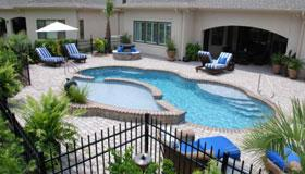 别墅泳池怎么设计风水会好