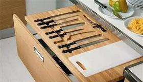 厨房刀具放置风水有哪些需要注意的
