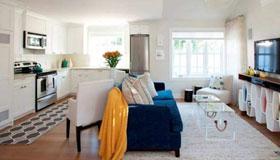 厨房与客厅相连的布局风水怎么样