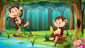 农历七月出生的属猴人一生运程