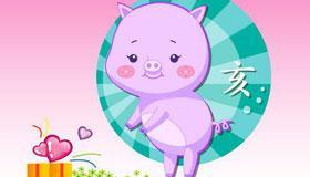 农历11月出生的生肖猪运势