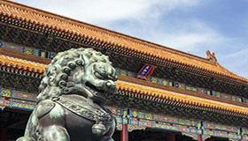 石雕狮子象征着什么含义 摆放风水需了解