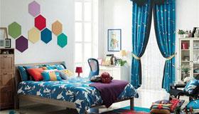 儿童卧室窗帘风水有什么讲究