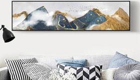 客厅沙发的背景墙有什么风水禁忌