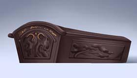周公解梦梦见两个棺材预示着什么