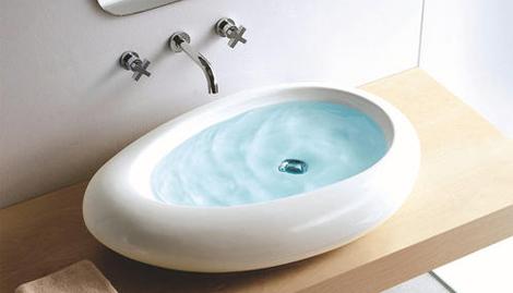 从风水学角度看洗手盆对着卧室的门运势好不好呢